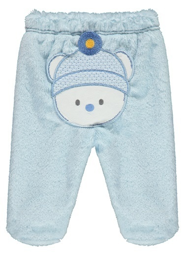 Minidamla Minidamla Bebek Patikli Tek Alt 0-6 Ay Mavi Minidamla Bebek Patikli Tek Alt 0-6 Ay Mavi Mavi